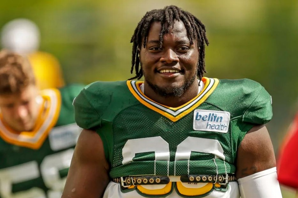 NFL: Arrestan a Montravius Adams, defensivo de Green Bay