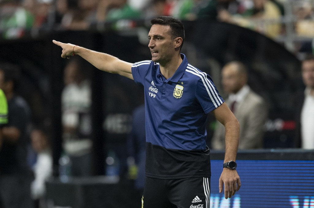 Scaloni quiere que Argentina juegue como local en La Bombonera