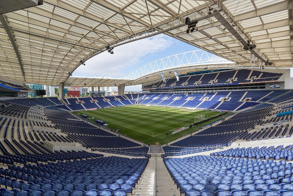 Ratifican el Do Dragao para disputar lo que falta de Liga de Portugal