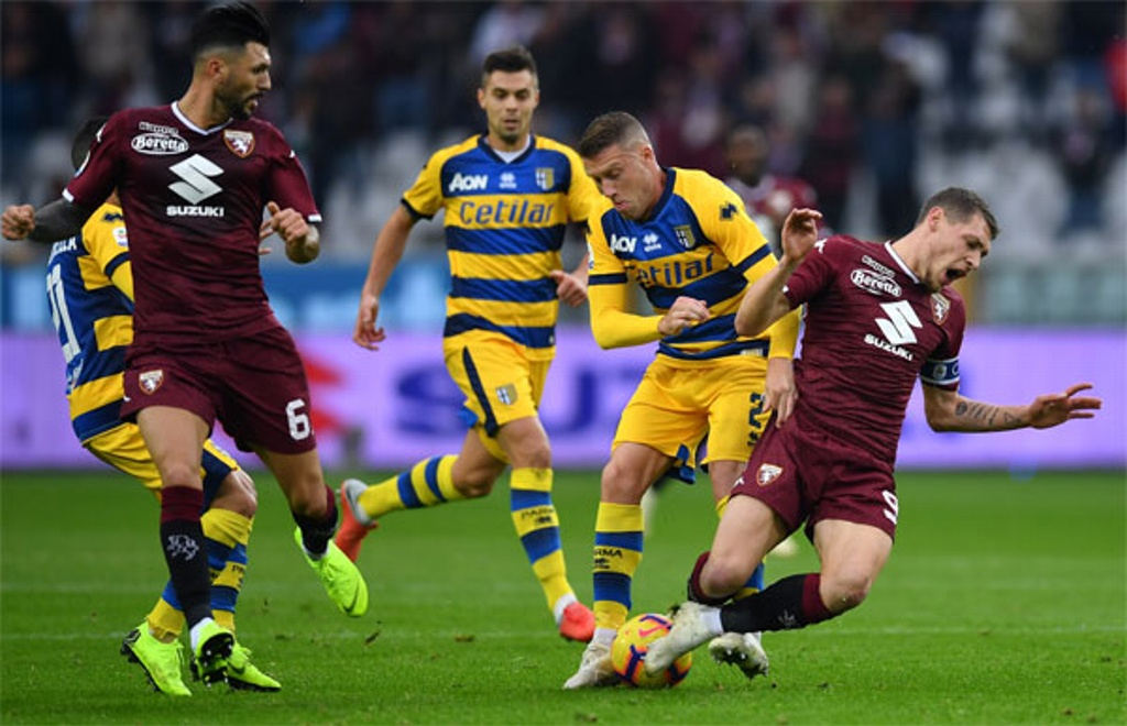 La Serie A post COVID-19 regresa con el Torino vs Parma el 20 de junio