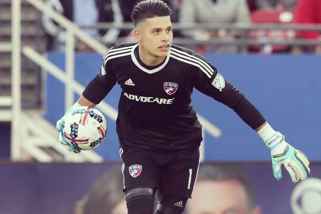 Portero mexicano del FC Dallas es suspendido por violencia familiar