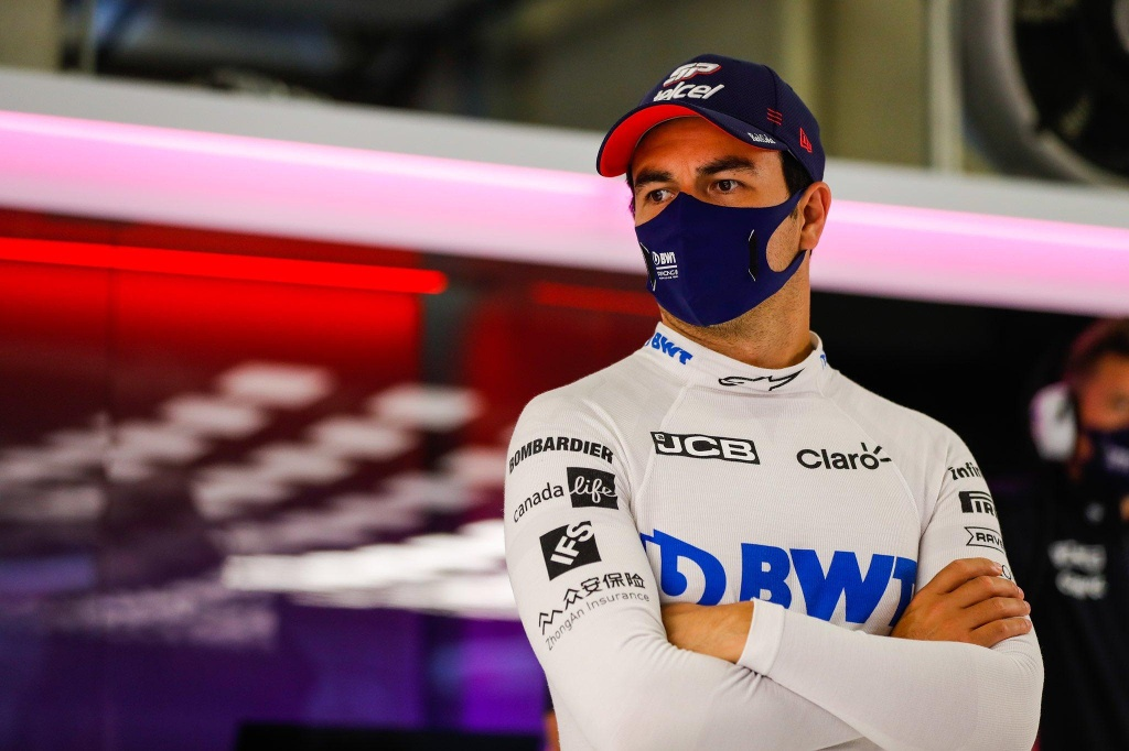 Racing Point aclara situación contractual de 'Checo' Pérez