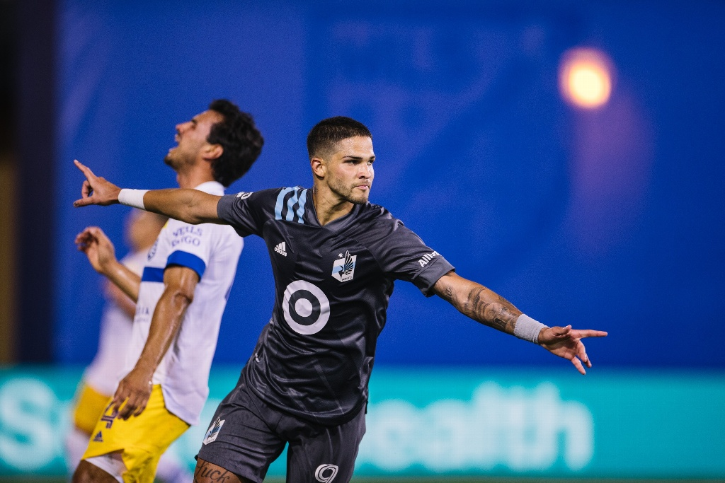 Minnesota golea y está en Semifinales de la MLS is Back