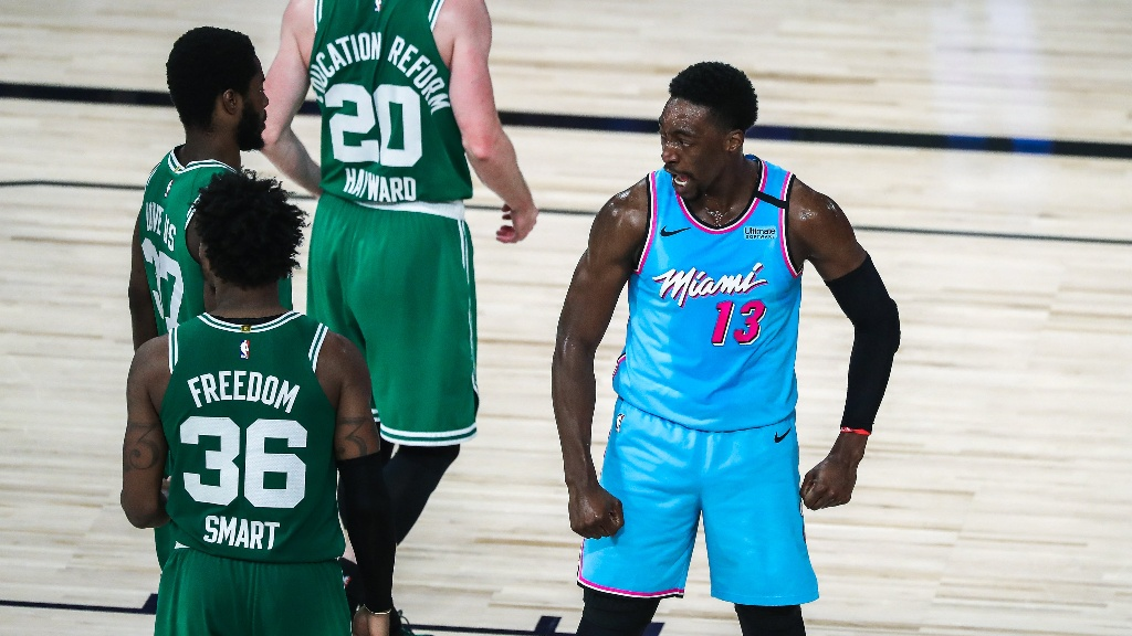 Heat 'funde' a los Celtics de Boston