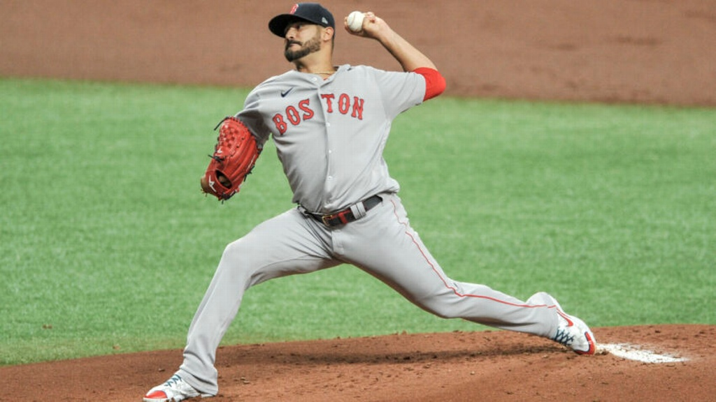 Red Sox liquidan a Tampa