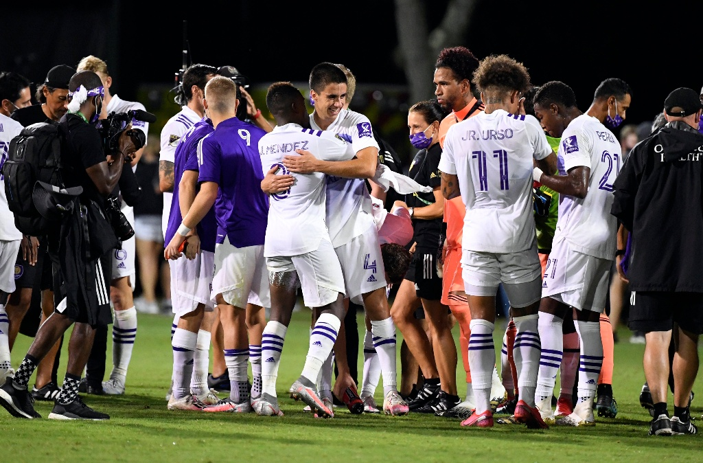 ¡Orlando City jugará la Final de la MLS is Back!
