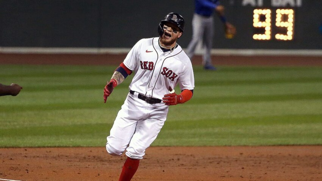 Verdugo guía triunfo de Boston sobre Blue Jays