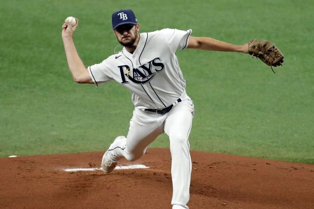 Tampa Bay gana y divide doble tanda ante Yankees