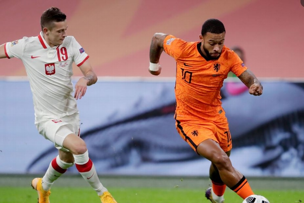 Holanda debuta ganando en la Nations League