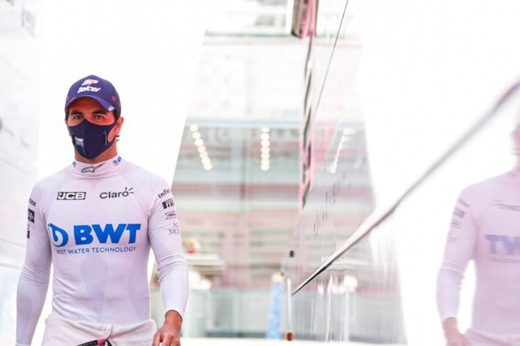 'Checo' Pérez rompe con Racing Point