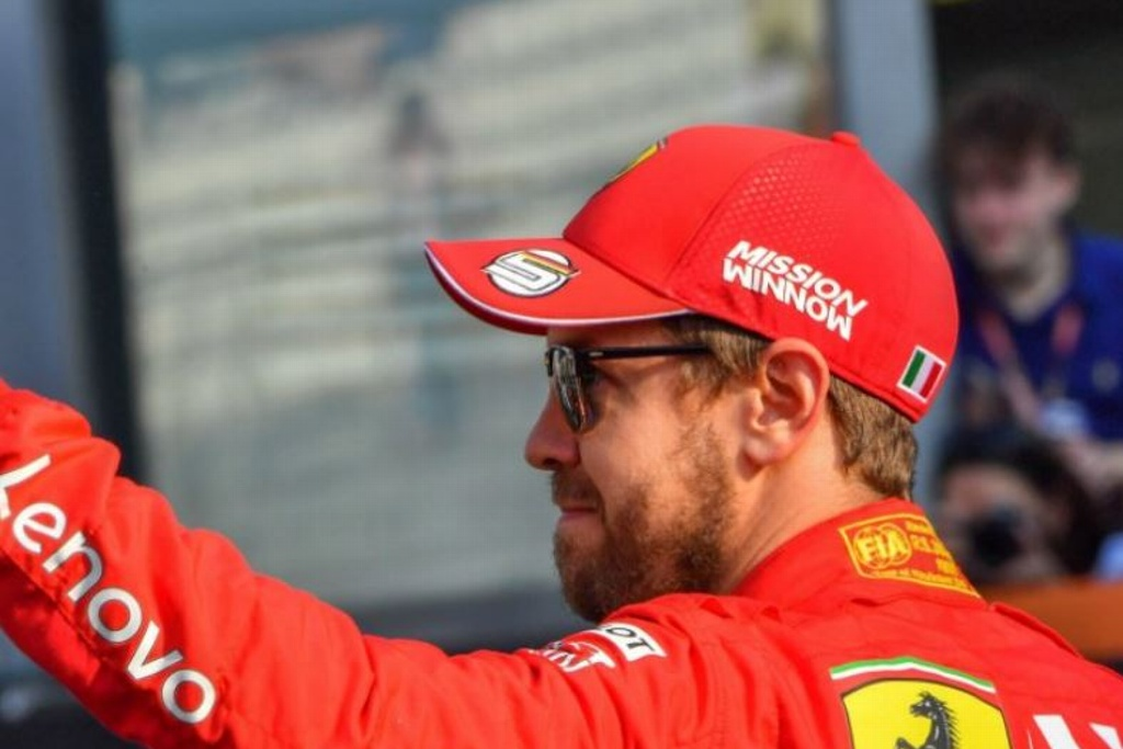Vettel a Racing Point en lugar de 'Checo' Pérez