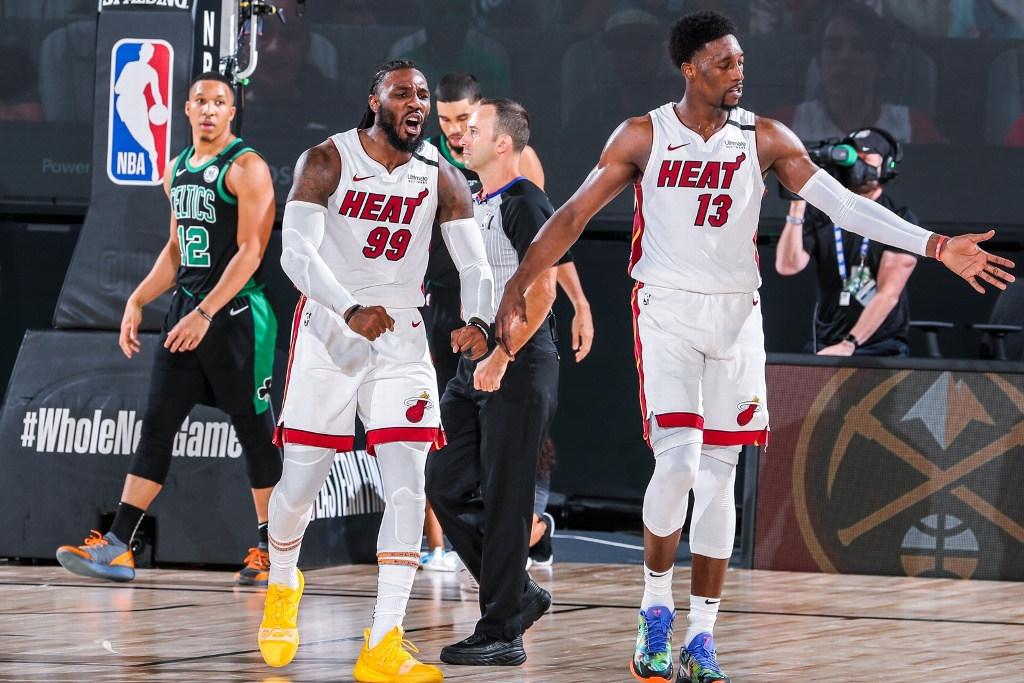 NBA: Miami pega primero en la final de la Conferencia Este