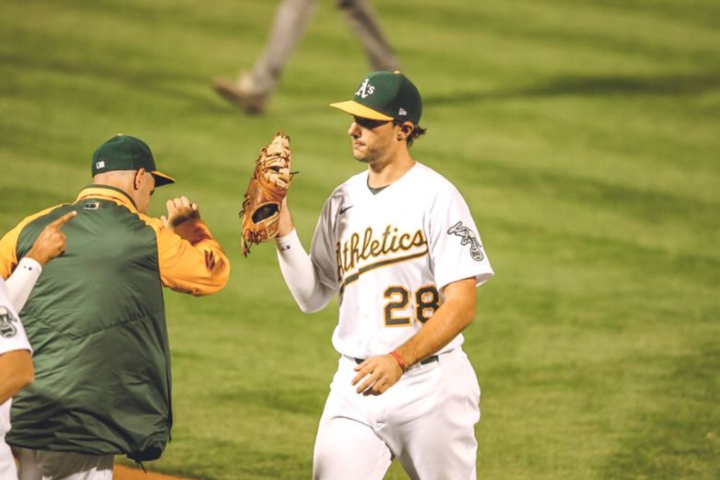 Athletics ganan y van a Playoffs