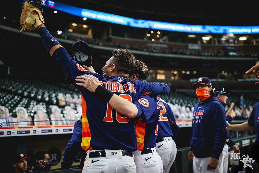 Astros superan a los D-Backs