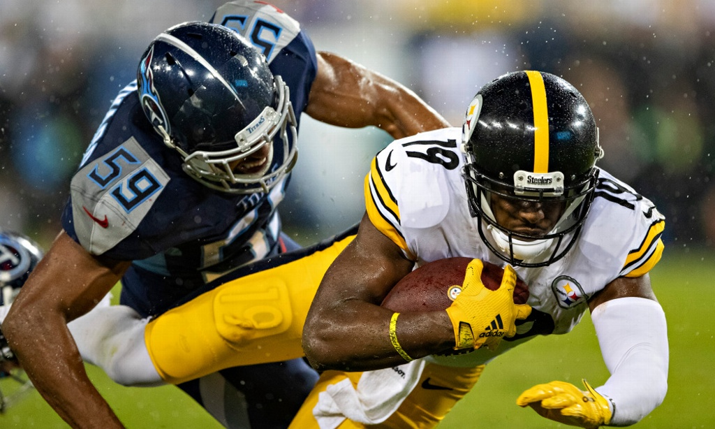 NFL: Steelers vs Titans no se juega por COVID-19