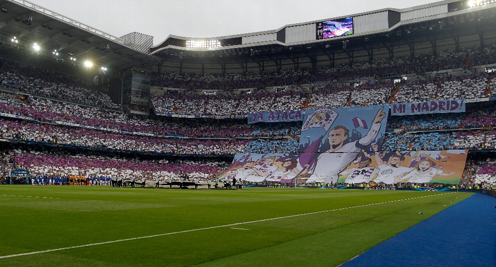 Real Madrid presume avance de remodelación del Bernabéu (VIDEO)