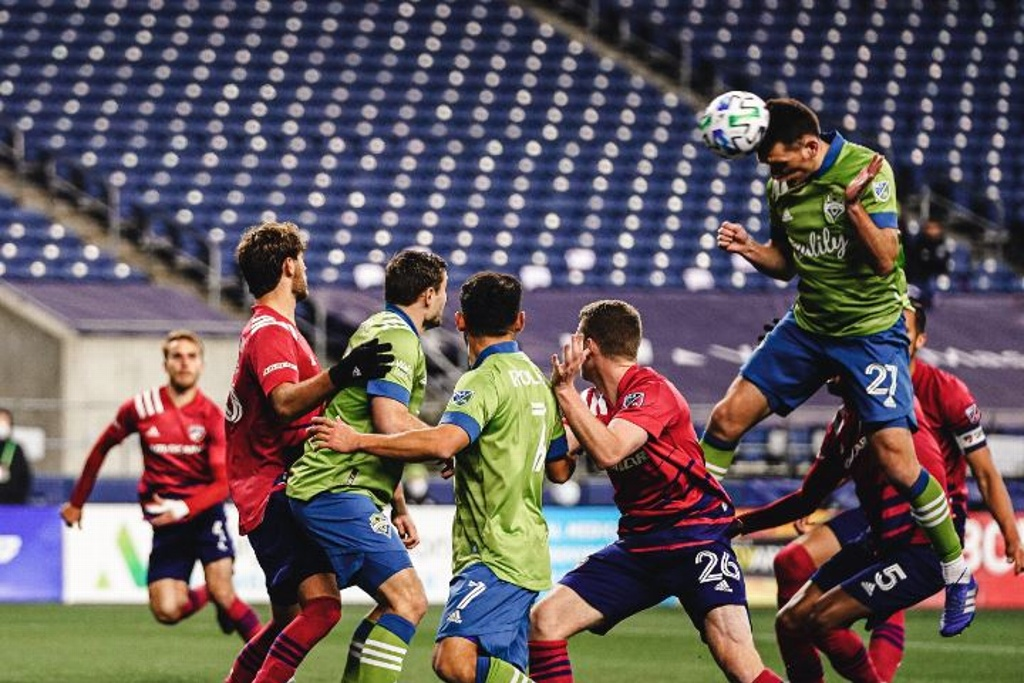 MLS: Seattle avanza a la Final de Conferencia