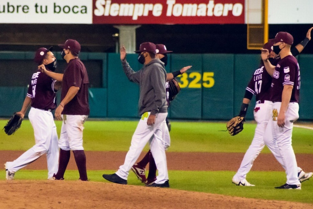 LMP: Culiacán domina con pitcheo a Mochis