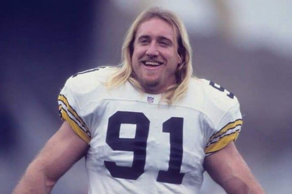 NFL: Fallece Kevin Greene, ex de los Steelers