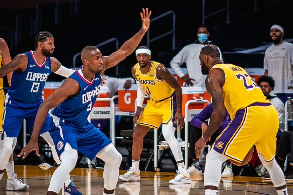 NBA: Clippers vence a los Lakers