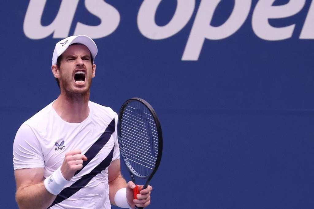 Andy Murray da positivo a COVID-19