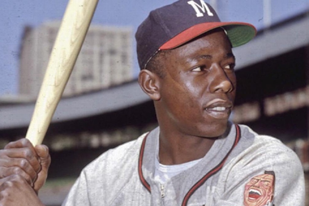 Fallece Hank Aaron