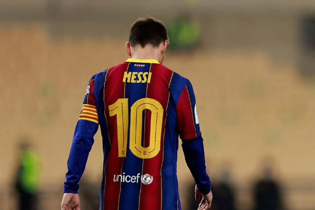 Ratifican castigo para Messi