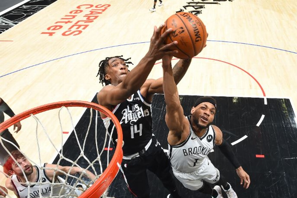 NBA: Nets superan a los Clippers
