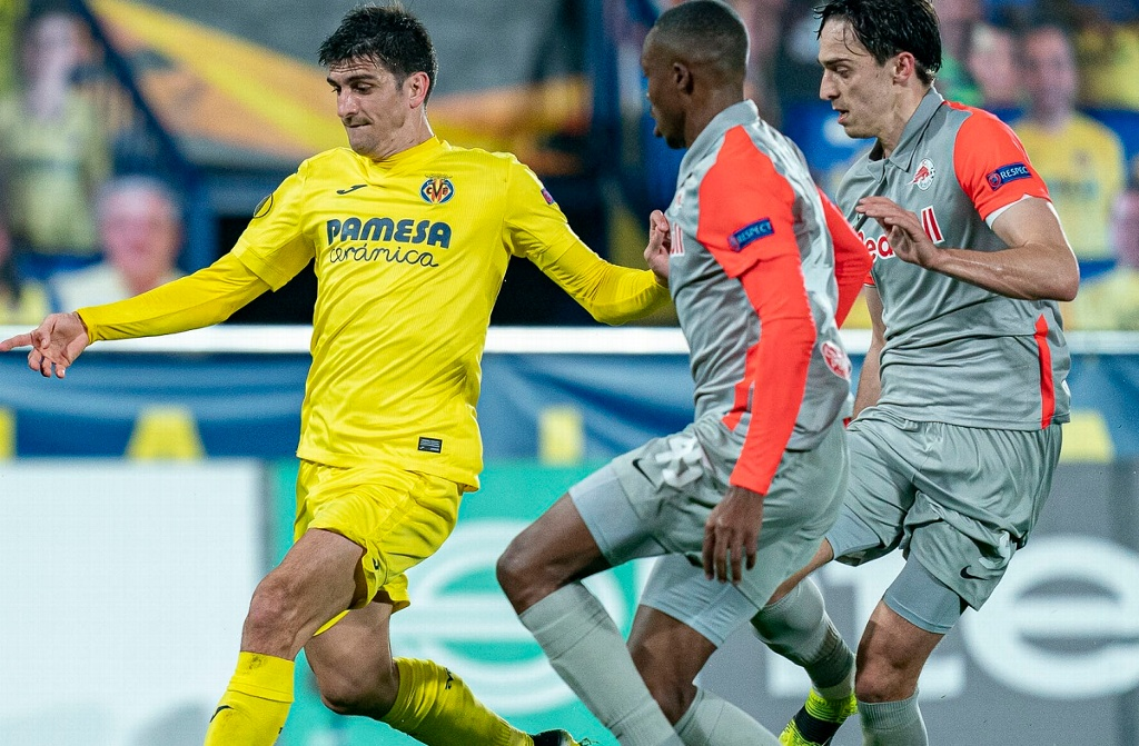Villarreal avanza en la Europa League