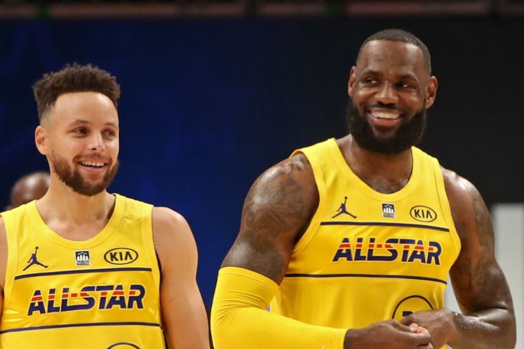 NBA: Equipo de Lebron gana el All Star Game