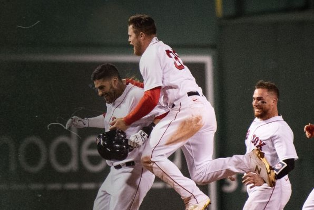 MLB: Boston gana y deja tendido a Tampa
