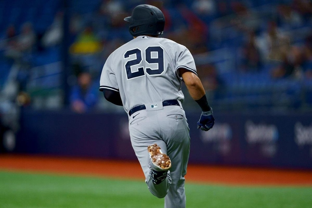 MLB: New York Yankees vence a Tampa Bay