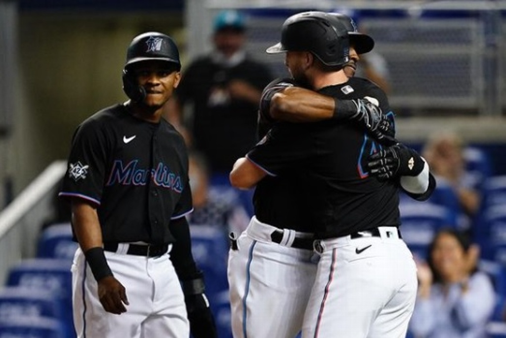 MLB: Miami Marlins vence a San Francisco Giants