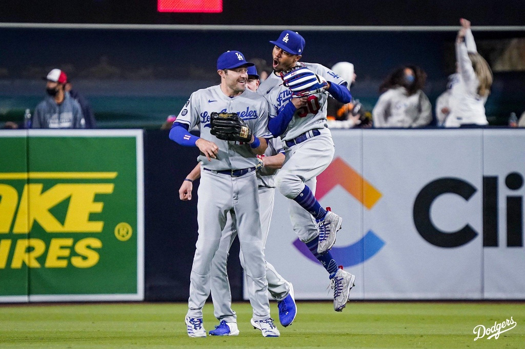 MLB: Dodgers sigue enrachado