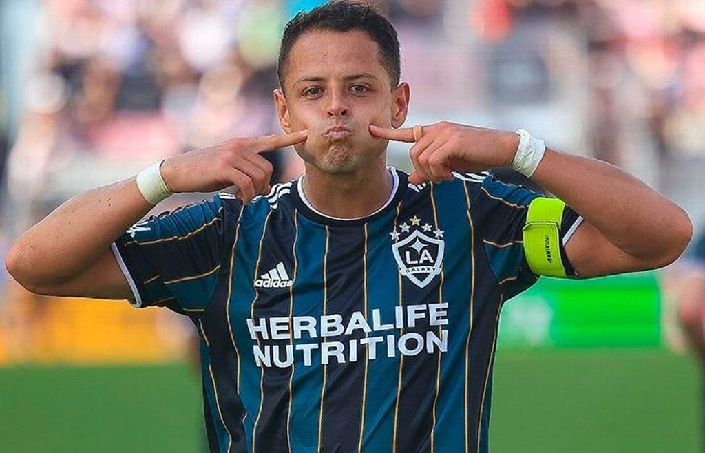 'Chicharito' anota doblete y le da el triunfo al Galaxy (VIDEO)