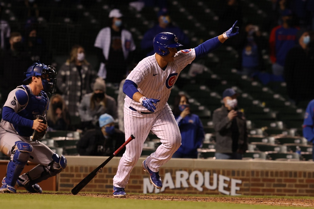 MLB: Cubs barre a los Dodgers