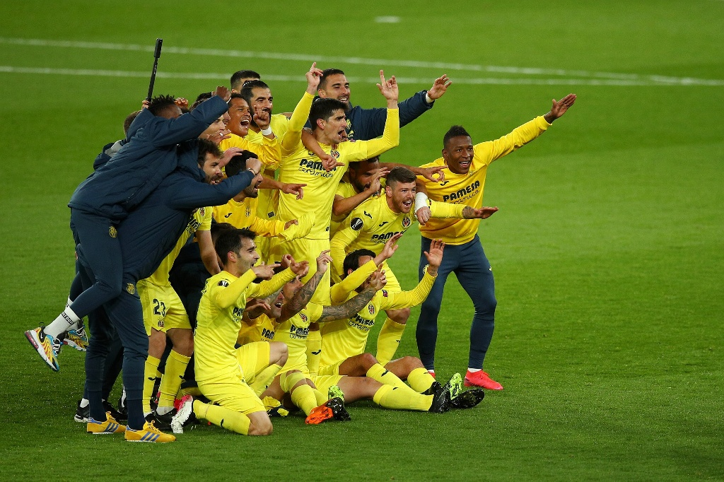 Villarreal se instala en la final de la Europa League