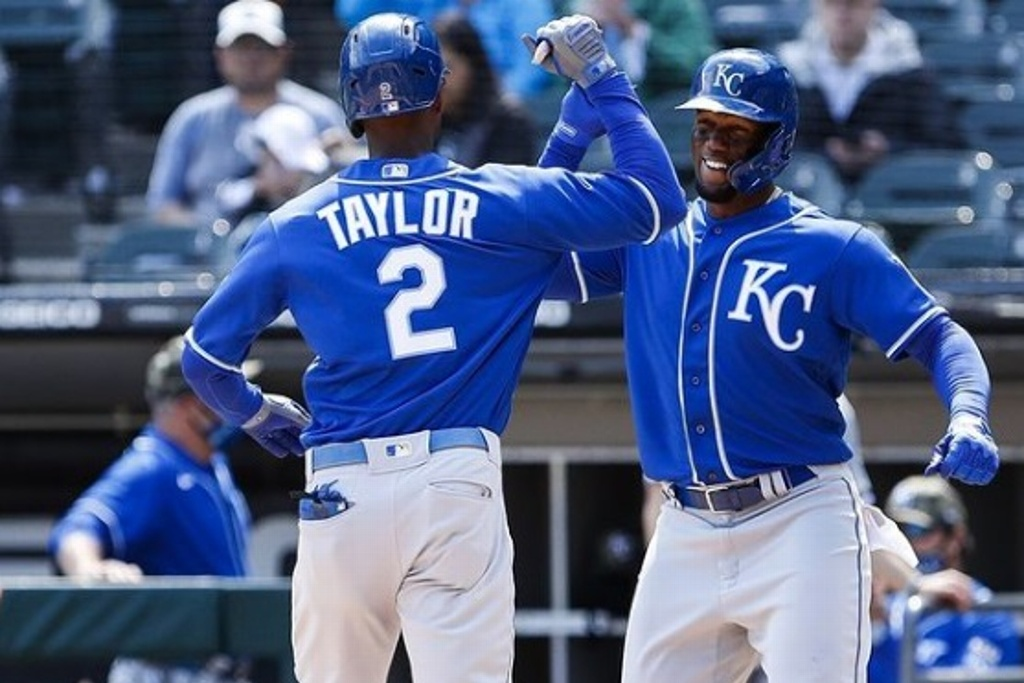MLB: Kansas City Royals se impone a Chicago White Sox