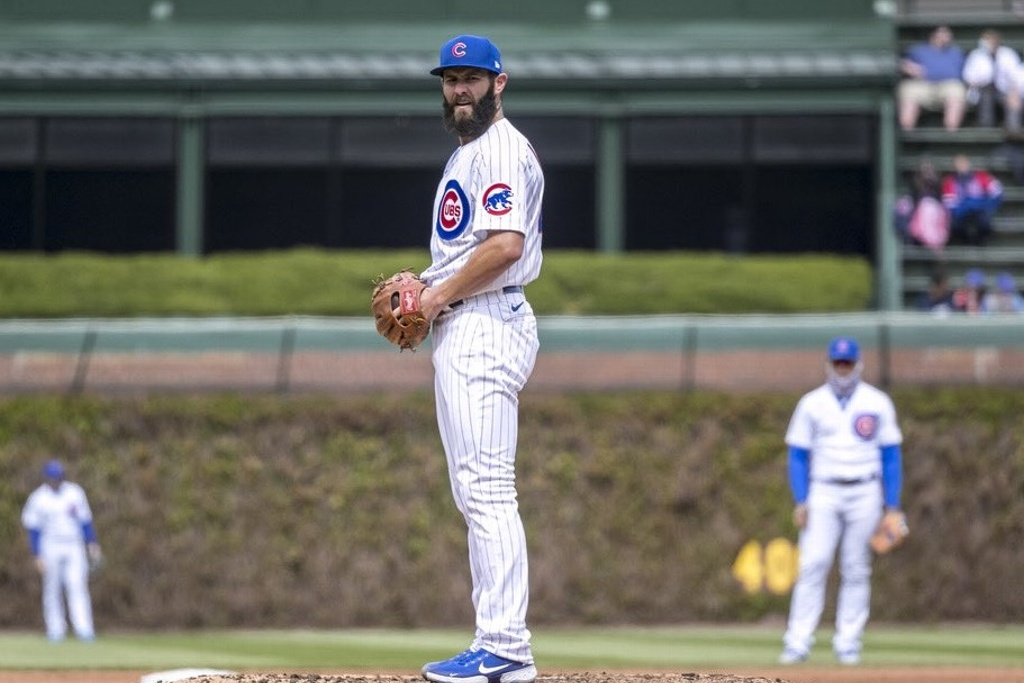 MLB: Chicago Cubs triunfa ante Detroit Tigers